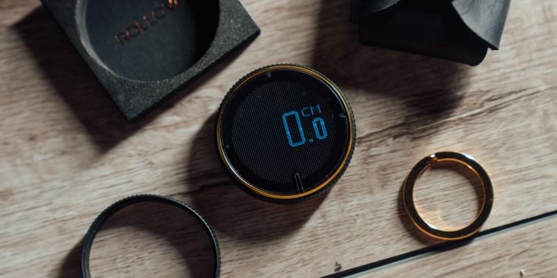 生活小物推薦|HOZO Design ROLLOVA 2.0 電子捲尺:送禮新選擇,居家生活設計師必須擁有,小巧好攜帶