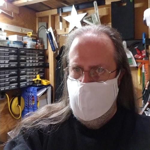 This may make my RBF worse. #Mask