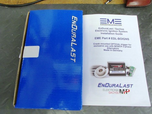 EME Optical Electronic Ignition Kit & Installation Guide