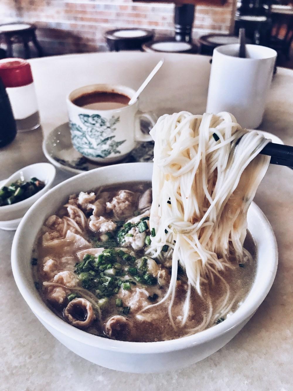 22 March 2020: Hon Kei Food Corner