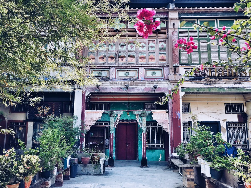 22 March 2020: Cheong Fatt Tze Mansion