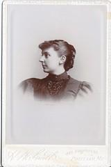 Clara Parmenter 1
