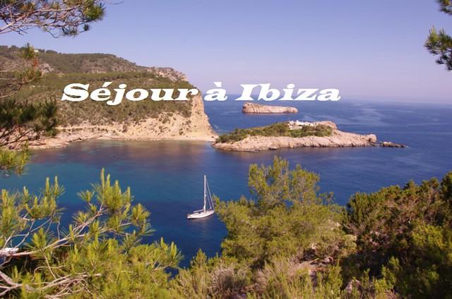 Sejour à Ibiza