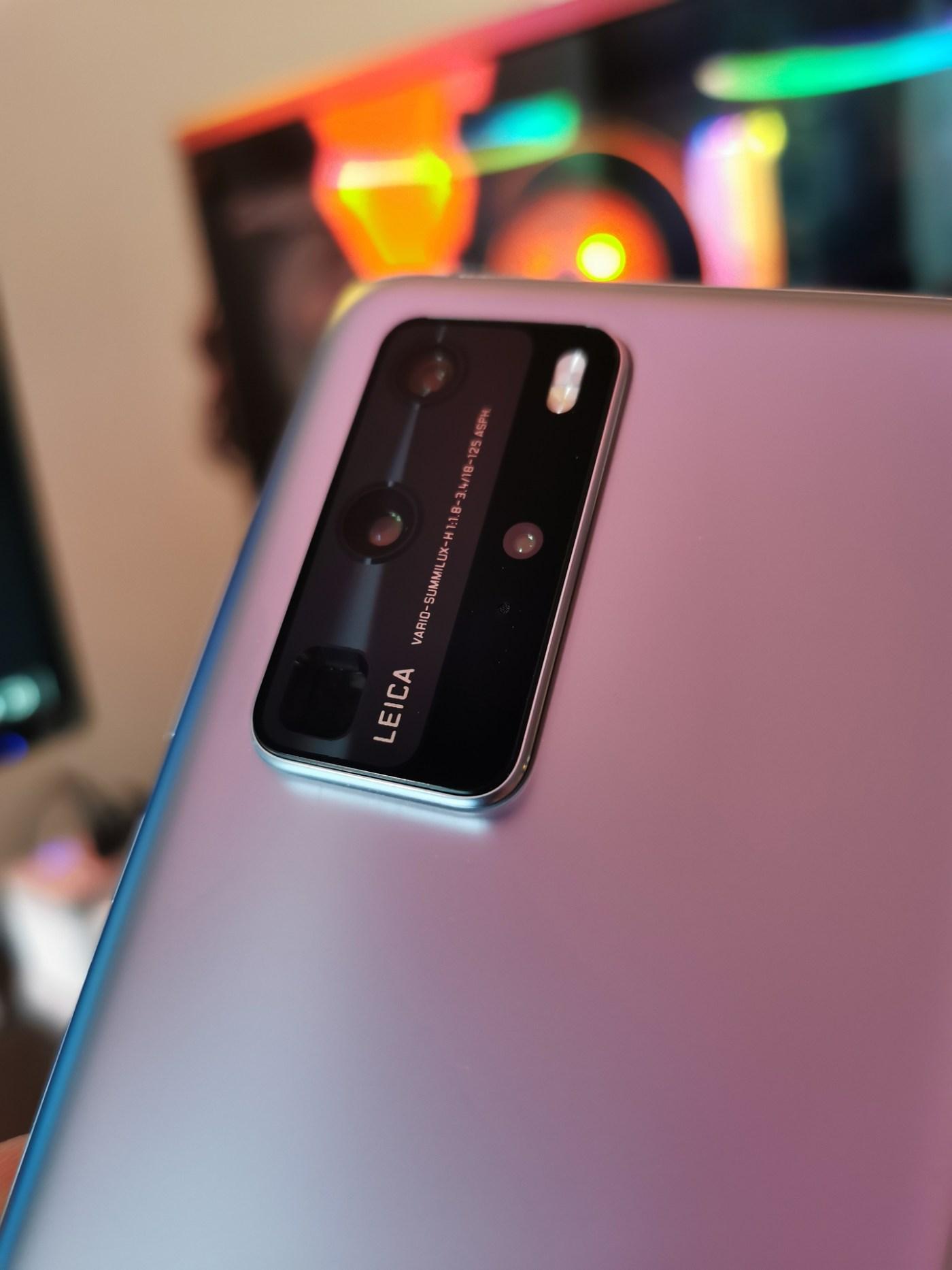 Huawei P40 Pro Camera 2