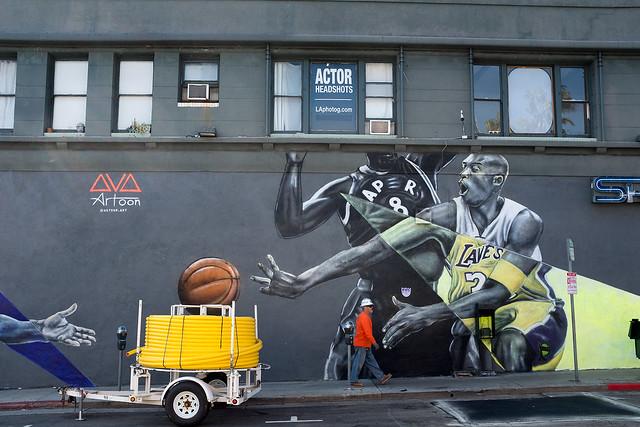 Street Scene, LA.