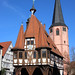 Rathaus, Michelstadt, Germany