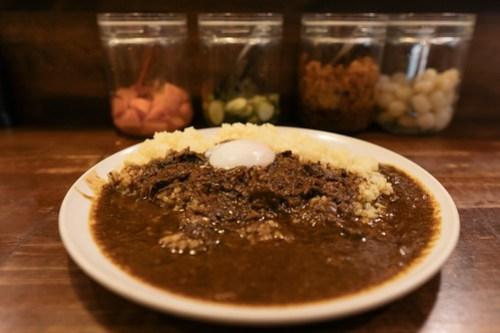 Curry rice at Ittottei (いっとっ亭), Kobe, Japan