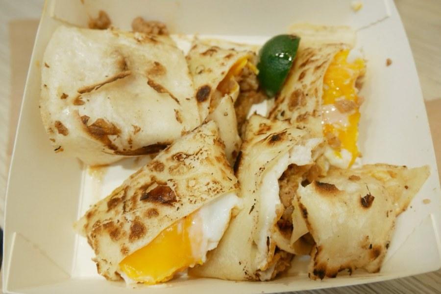 [八德美食]桃司廚最新副品牌『小司廚』|鐵板燒早餐料理現點現做~銅板價早午餐 @VIVIYU小世界