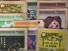 Quicksilver Times (almost) complete collection: 1969-72