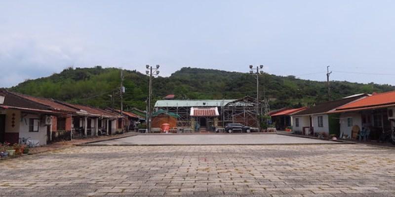 台南楠西「鹿陶洋江家聚落」:1721年來到此