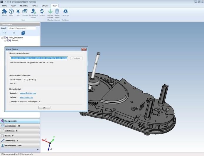 Working with Geometric Glovius Pro v5.1.0.672 full license