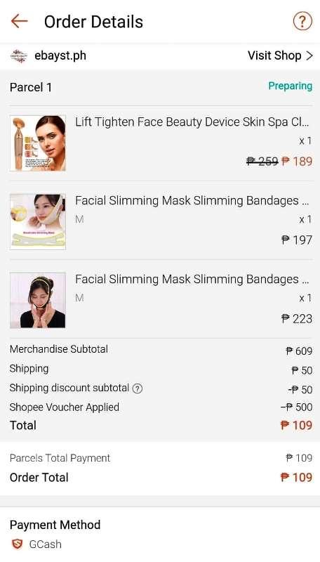 5.5 Shopee Mart Sale Shopping Hauls 2