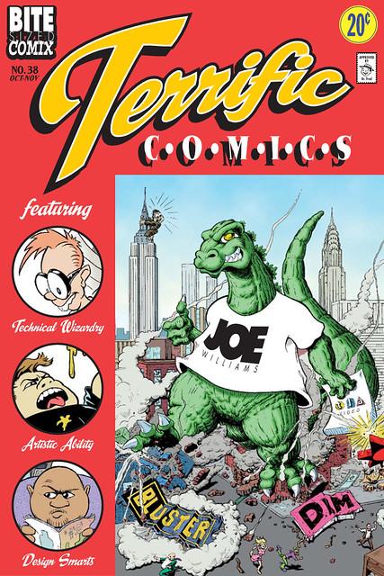 Terrific Comics