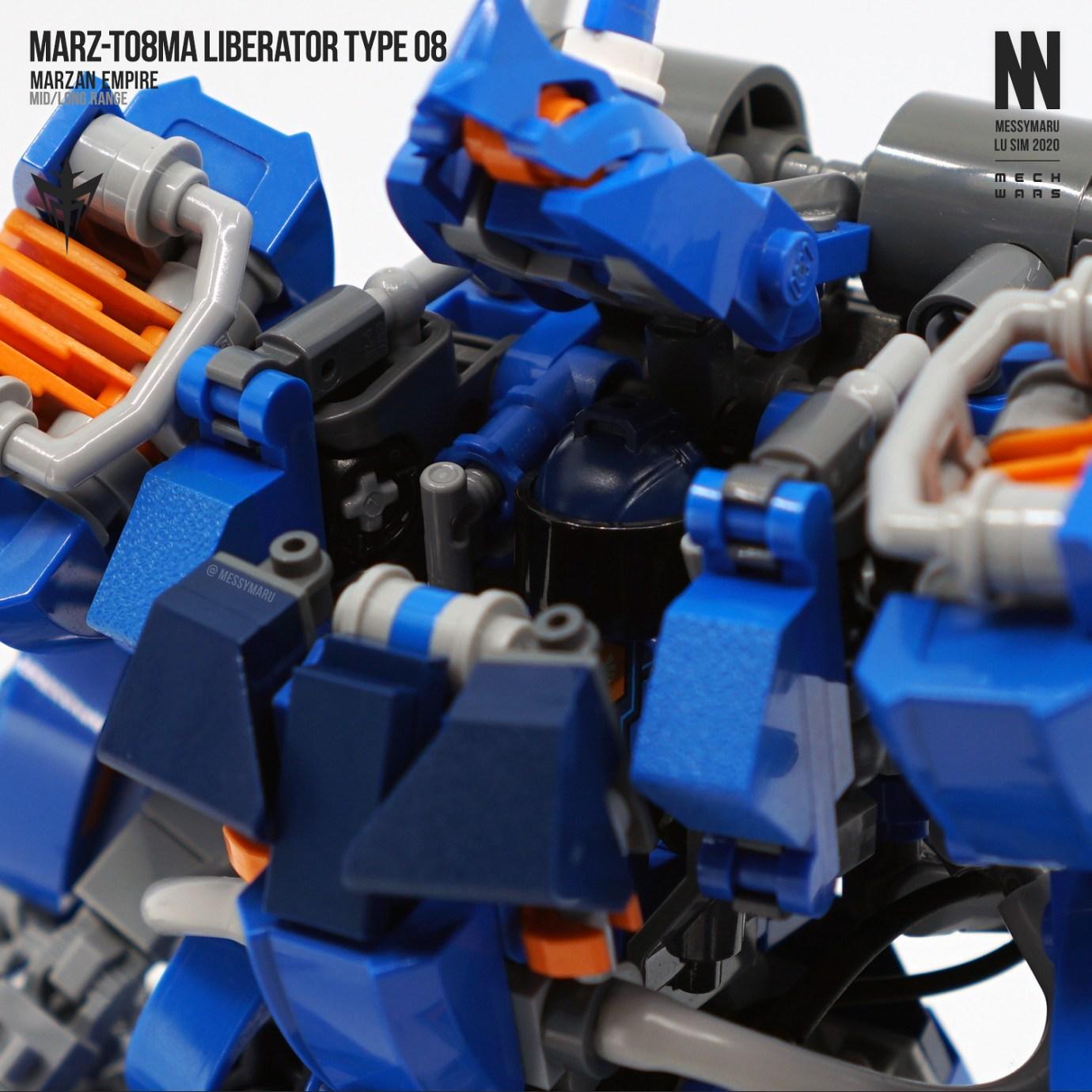 MARZ-T08MA Liberator Type 08
