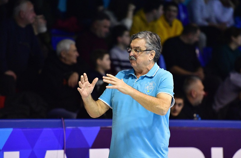Ratko Rudić ha detto stop!