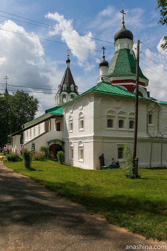 Александрова Слобода, Александров