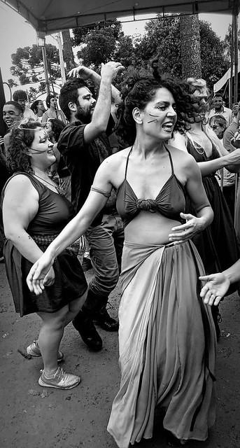 Cora Primavera na Vigília Lula Livre por Amanda Amaral