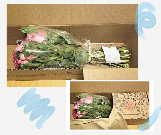 BloomsyBox Flower Subscription Box ~ A Great Mother's Day Gift! @bloomsybox @trendsettermm #MySillyLittleGang