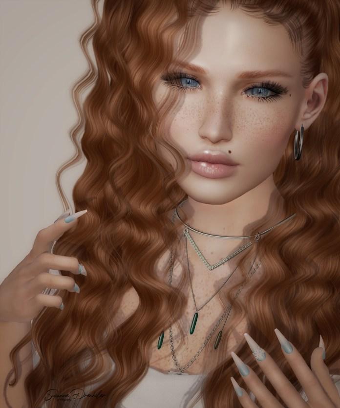 Scarlett Portrait