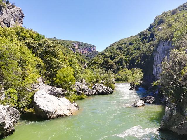 Río Salazar, Foz de Arbayún_ClickTrip