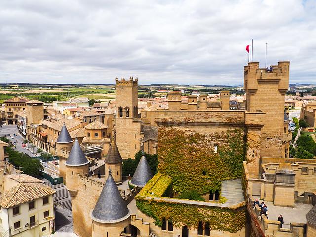 Olite, pueblos más bonitos de Navarra · ClickTrip