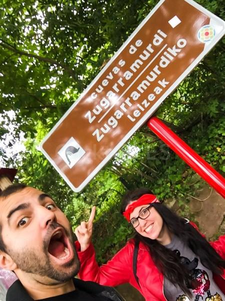 Cómo llegar a las Cuevas de Zugarramurdi | Pirineo de Navarra