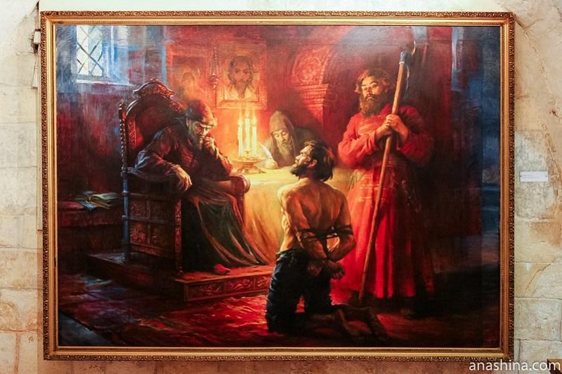 Александровский кремль, Свято-Успенский женский монастырь, Александров
