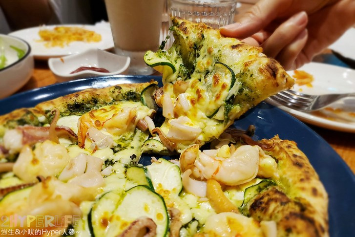 49882629341 e0f016d934 c - 把義大利做Pizza那套搬過來,Amore Pizzeria Napoletana的窯燒披薩還蠻值得一試的哦!