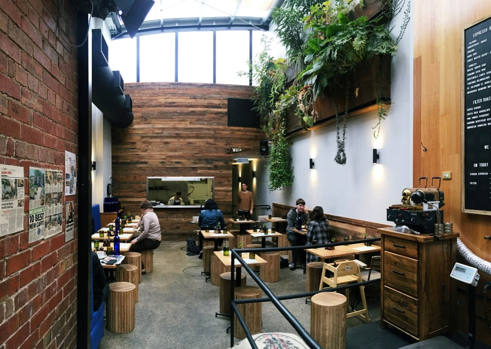 4 July 2016: Vertue Coffee Roasters