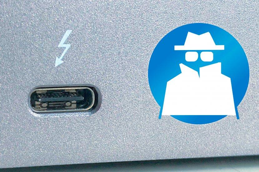 Thunderbolt介面漏洞讓駭客5分鐘即可竊走電腦資料 數百萬台PC曝險