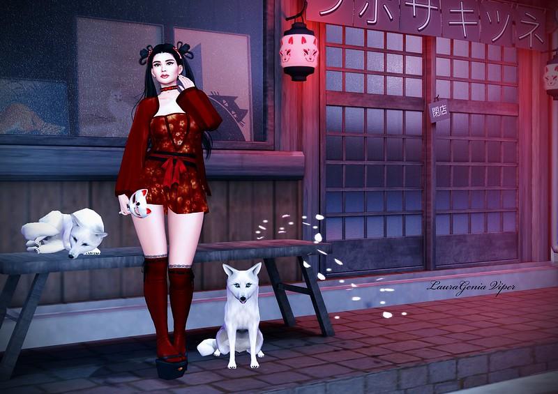 Enchantment - Kitsune Tales - The Trio