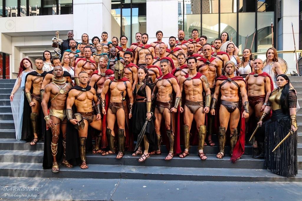 The Spartan Family