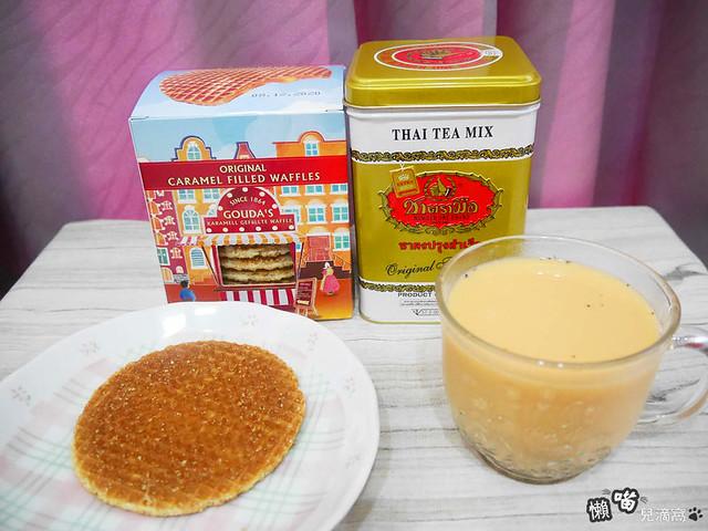 高達傳統糖漿荷蘭煎餅