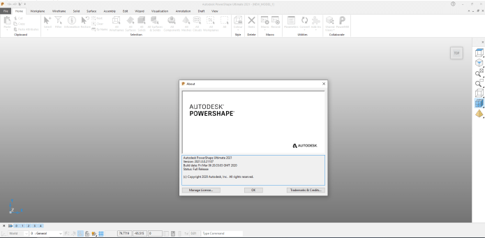 Working with Autodesk PowerShape Ultimate 2021 full license