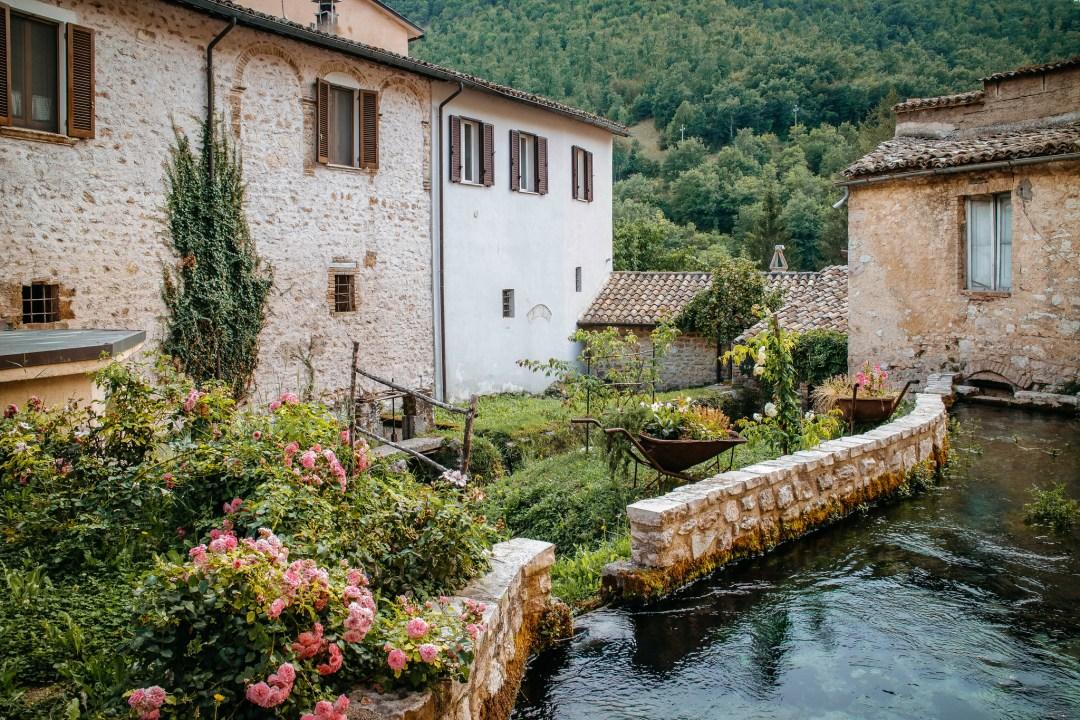 Rasiglia, Umbria