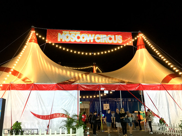 Great Moscow Circus Singapore 2018