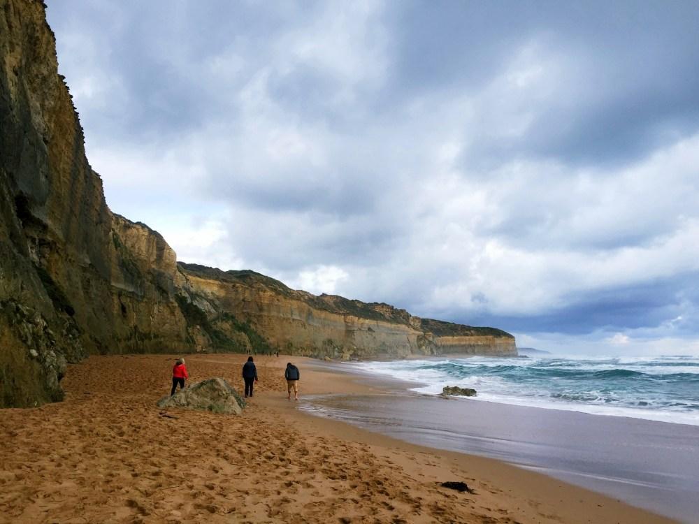 5 July 2016: Gibson Steps | Great Ocean Road, Victoria, Australia