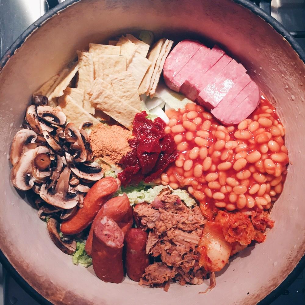 6 July 2016: Homecooked Korean Army Stew | Melbourne, Australia