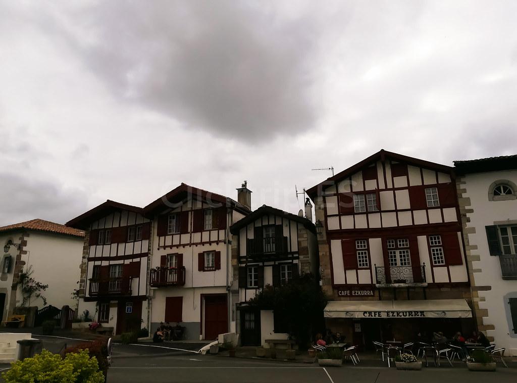 Ainhoa · País Vasco Francés · Una curiosa visita a este municipio fronterizo - ClickTrip