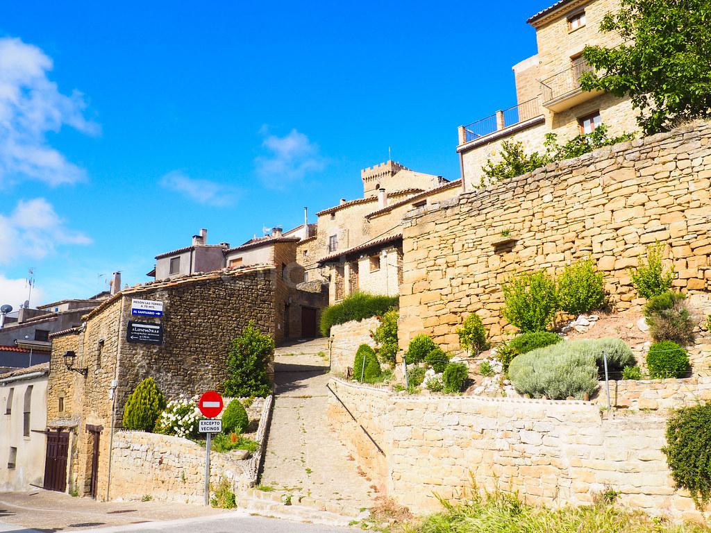 · Ujué · Uno de los pueblos más bonitos de España · Ruta por Navarra · ClickTrip