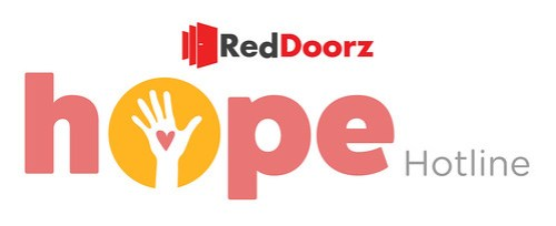 RedDoorz Hope Hotline Logo