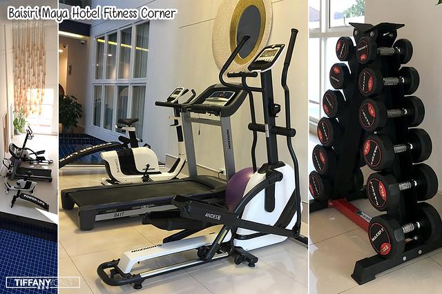 Baisirimaya Hotel Fitness Corner