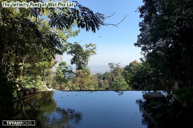 Wat Pha Lat Infinity Pond