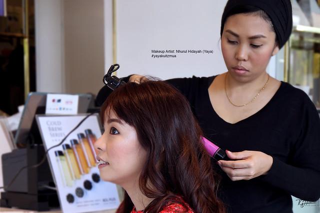 Yaya Makeup artist