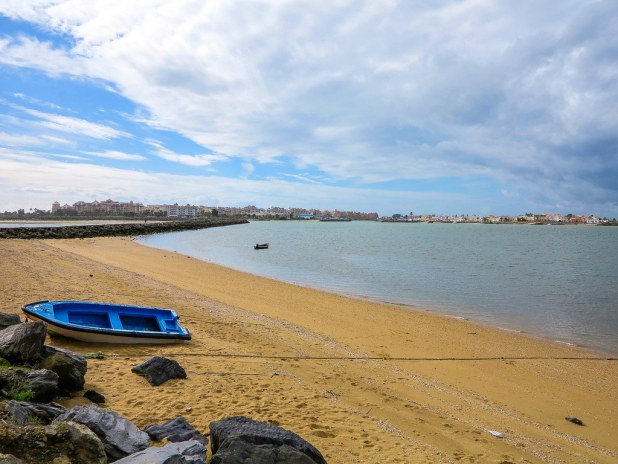 Marismas que ver en Isla Cristina