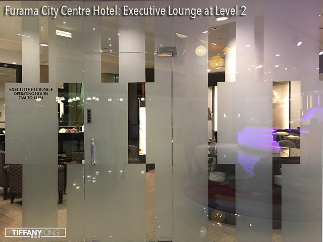 Furama City Centre Hotel Executive Lounge