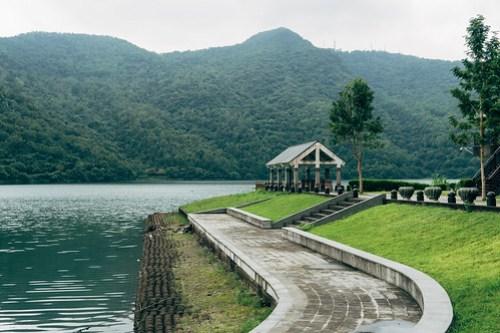 Liyu Lake (鯉魚潭), Hualien, Taiwan