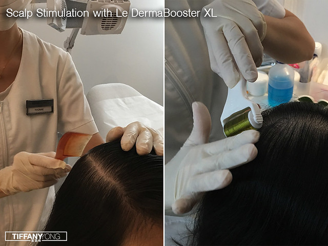 Estheclinic Scalp Stimulation DermaBooster Treatment