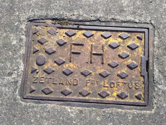 Zetland Foundry, Loftus