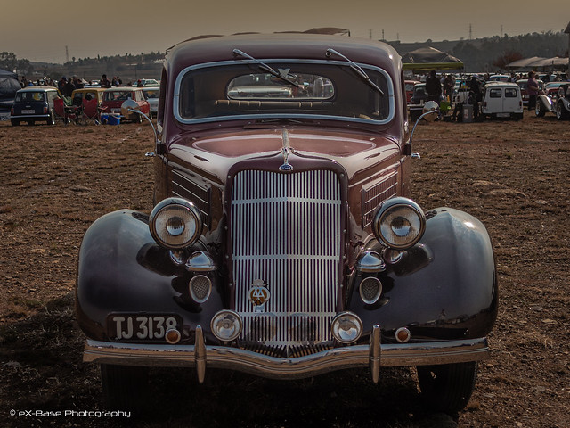 Cars In The Park 2018